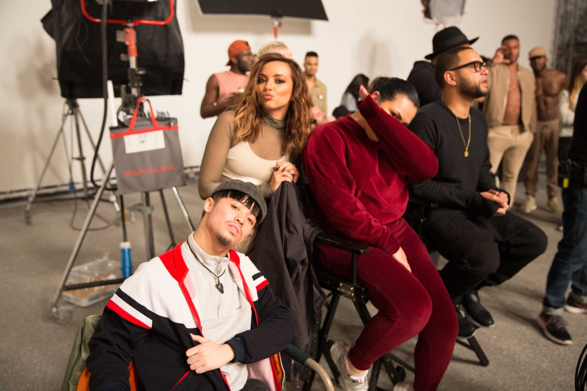 Who's loving the #TouchMusicVideo? It was a dream to work with the incredible @ParrisGoebel &  💗💗 @iDirectorX leihttps://t.co/lDNUg2gjsZgh x