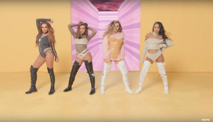 Little Mix sensualiza muuuito no clipe de Touch https://t.co/GgkWU0bC9Z