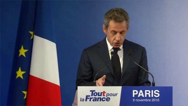 L'émouvant message de Nicolas Sarkozy à Barack Obama https://t.co/CkPnJx0TvW #BarackObama #FrancoisFillon