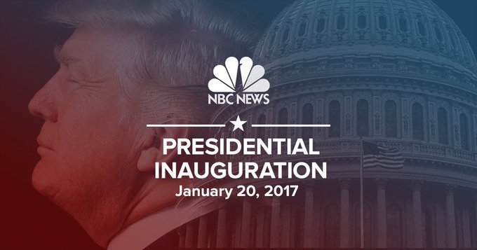 Everything you need to watch and know about the #Inauguration: https://t.co/VH4FHp4Tw0