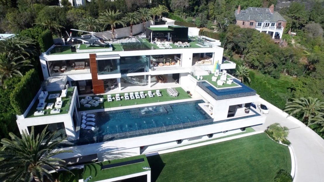 924 Bel Air Rd Tops The Us Charts As An Over The Top