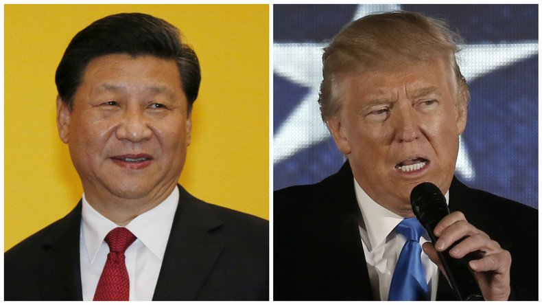 Tensions #Chine-#EtatsUnis : «L'année 2017 pourrait être décrite comme à très grand risque politique» https://t.co/2OypLCWl4q