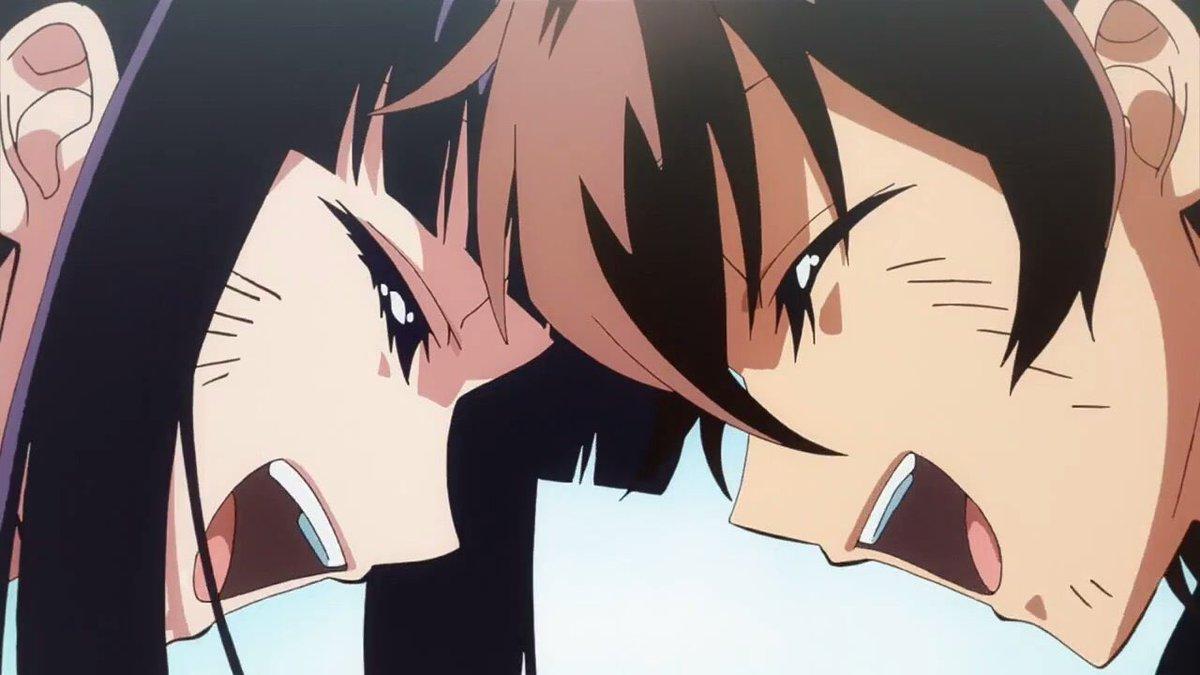 真剣な顔も、怒った顔も、泣いた顔も、どんな表情も魅力的な二人だけど、やっぱり二人には笑ってて欲しいわ( ᐛ ) #双星