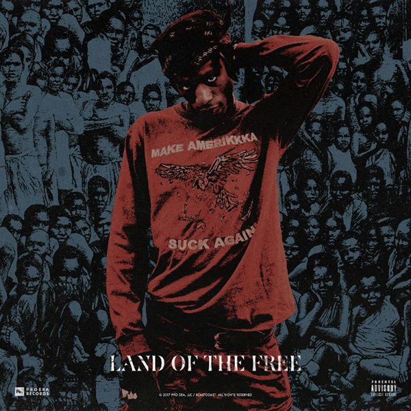 On Inauguration Day, Joey Bada$$ drops his anti-Trump anthem 'Land of the Free.' Listen: https://t.co/r7FqrZu3kX