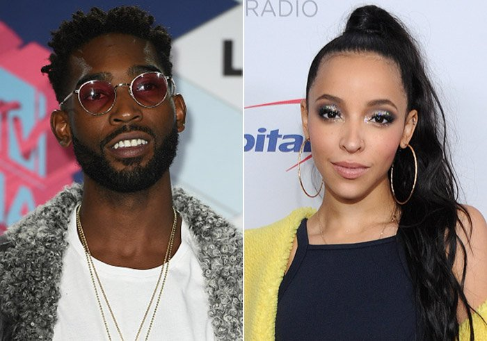 Tinashe connects with Tinie Tempah on 'Text From Your Ex.' Listen: https://t.co/0tlXlmrohR