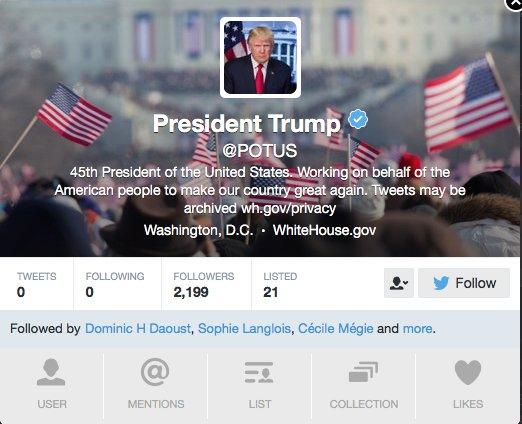 ÉTATS-UNIS - Donald Trump a reçu l'enveloppe contenant les codes nucléaires et son compte Twitter.