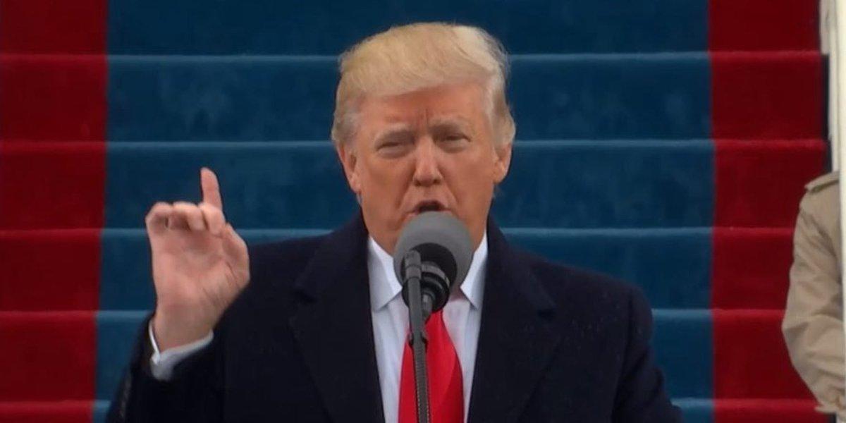 트럼프가 제 45대 미국 대통령이다 https://t.co/Kjbdc1yH1h