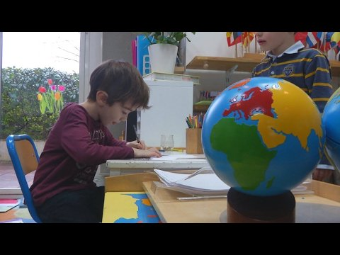 VIDEO -  French education with a difference: Teachers who think outside the box