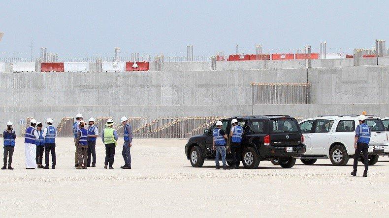 #Qatar : un Britannique meurt sur le site d'un chantier de la #Coupedumonde #FIFA2022 https://t.co/s52GrZTRff