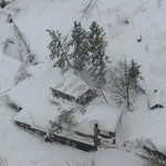 8 survivors found after avalanche buries Italian hotel