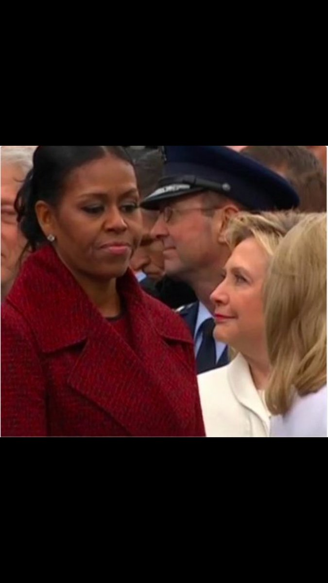 Hillary: So if I swing on Melania you gone jump in.  Michelle: Bitch I don't fuck with you for real! https://t.co/wKqd0olP4a