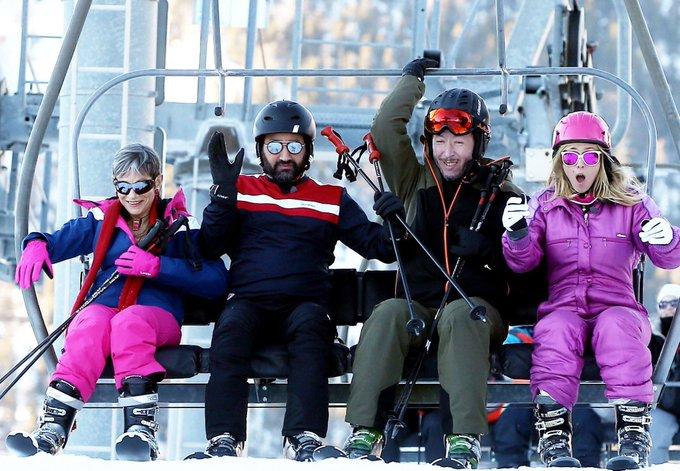 Vos vacances au ski offertes à vie ? C'est possible ce soir !! En tweetant #TPMPFaitDuSki ! Il nous faut 500k tweets ! 😉🎿🎁