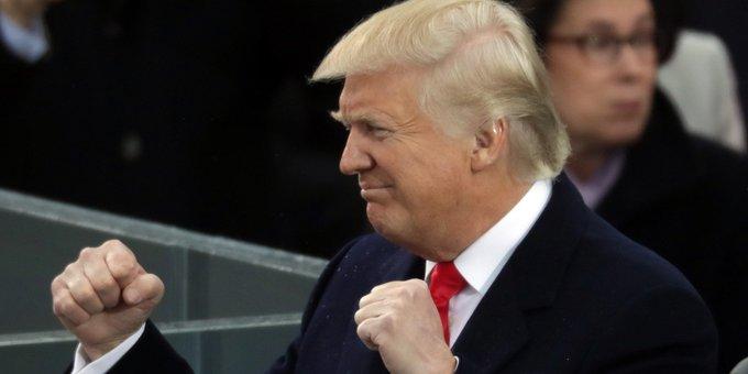 Trump deleta seções sobre clima, direitos civis e LGBT do site da Casa Branca https://t.co/iL6DeTEtuo