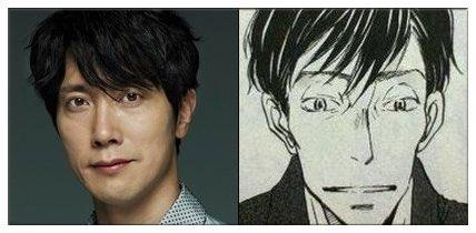 『3月のライオン』の実写割と楽しみなんだけど、一番見たいのはやっぱり島田さん役の佐々木蔵之介さんですよね!