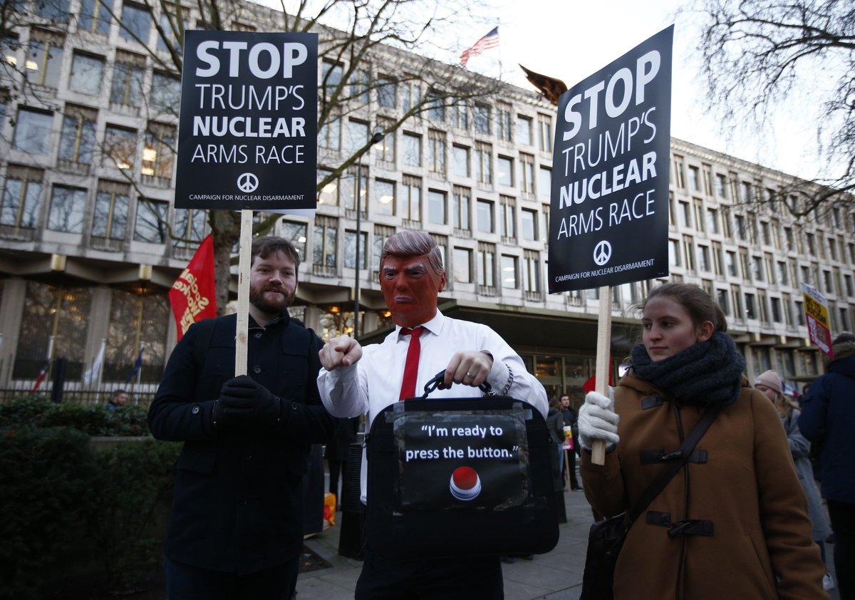 En #Europe, les #manifestations #AntiTrump font un flop https://t.co/W9IEBouvGl