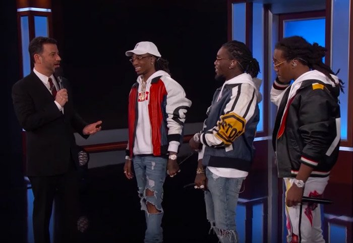 Watch Jimmy Kimmel congratulate @Migos for outsmoking Snoop Dogg and Willie Nelson https://t.co/YiMiG3ky8c 😂😂