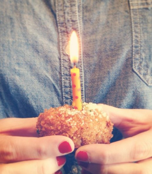 Got a birthday coming up? Be sure to sign up for your freebie!