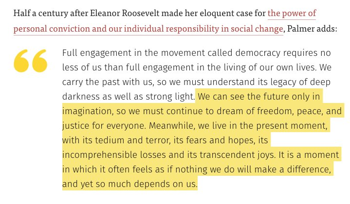Beautiful, lucid, hope-giving read on healing the heart of democracy https://t.co/lmixApaJhe