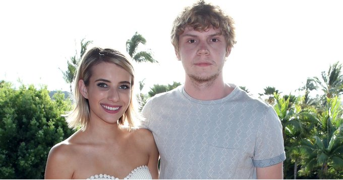 Emma Roberts Wishes Evan Peters a Happy Birthday With a Cute Story -