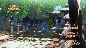 ろこどるの聖地巡礼!まずは諏訪神社!雰囲気が良かった(*´∇`*)