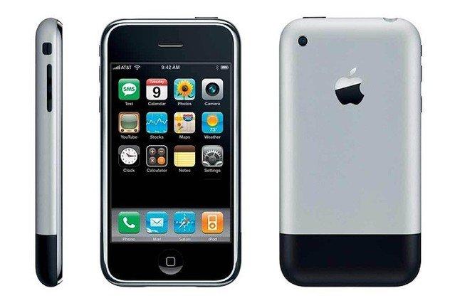 500RT:【おつかれさま】初代iPhone、米キャリアでも通信不能に https://t.co/WIDM0Rtio5  1月9日に誕生から10周年を迎えたiPhone。とうとう米キャリアのAT&Tが、「2G」サービスの終了を発表したそうです。