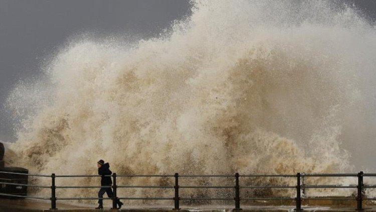 La rapidez con la que aumenta el nivel del mar es potencialmente catastrófica https://t.co/wPbCong3mi