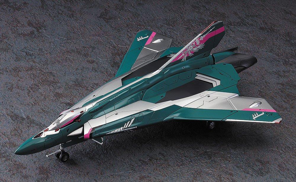 マクロスΔハセガワ「Sv-262Ba ドラケンIII ボーグ機 /ヘルマン機」2月23日発売!予約受付中!!  #mac