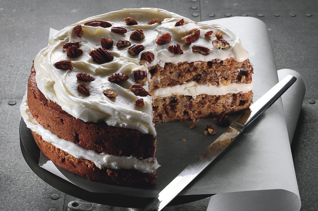 Trust us, go overboard on the frosting with this apple-studded beauty. https://t.co/DpkWOmbVKC