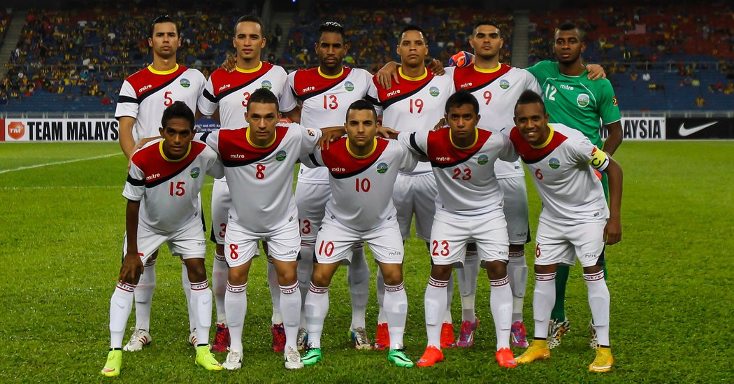 East Timor Is Expelled From Asian Cup for Fielding Ineligible Brazilians