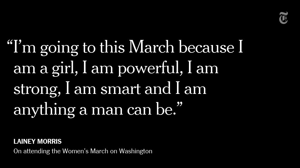 The Women's March on Washington is expected to be the largest inauguration-related demonstration in U.S. history https://t.co/kDwX5do7So