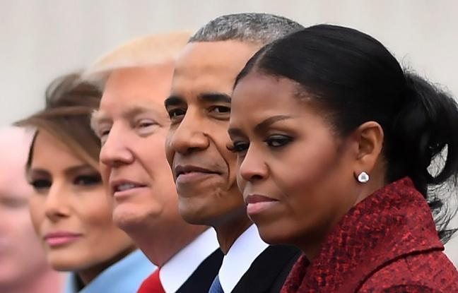#Rediff Investiture de Donald Trump: La moue de Michelle Obama devient virale https://t.co/cJno7mv0gO