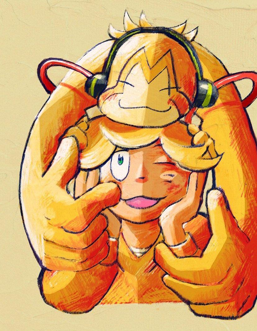最新話待ちカキカキ〜〜。またまた練習でアストラくんとミュージモン #アプモン