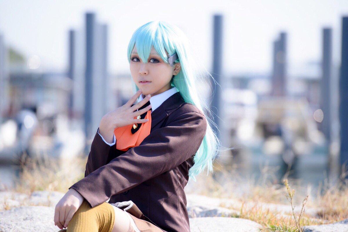 艦これ*鈴谷「さてさて、突撃いたしましょう!」photo: 場所:大森ふるさとの浜辺公園#艦これ #cosplay #鈴