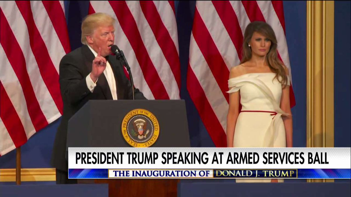 """.@POTUS: """"We're going to make America greater than ever before."""" #Trump45 #inauguration"""