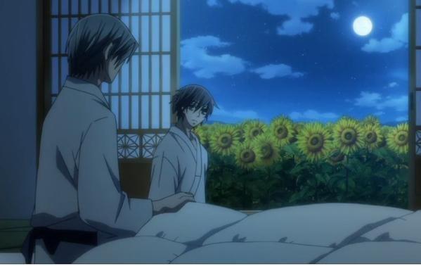 『純情ロマンチカ』綺麗な夜(^_-)-☆