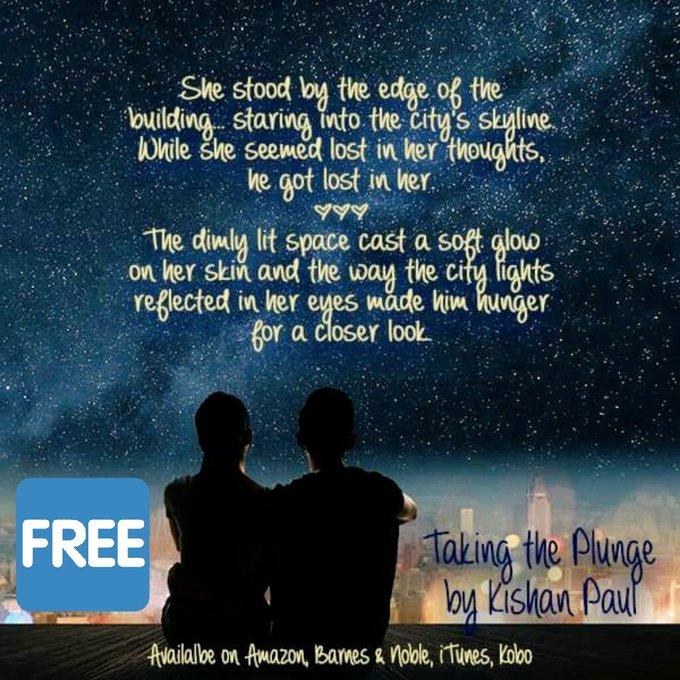 freebie by Get Taking the Plunge by Kishan_paul kindle  nook kobo ibooks asmsg free