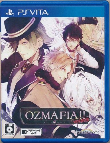 【ゲーム情報】(PSVITAソフト)『OZMAFIA!! -vivace- (通常版)』入荷だよー★