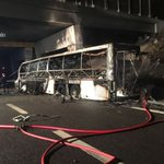 Sixteen dead, mostly Hungarian teenagers, in Italy bus accident: police