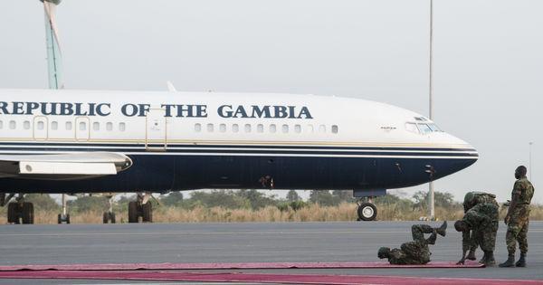 Le dictateur gambien Yahya Jammeh accepte de quitter le pouvoir https://t.co/LfjnNARQsg