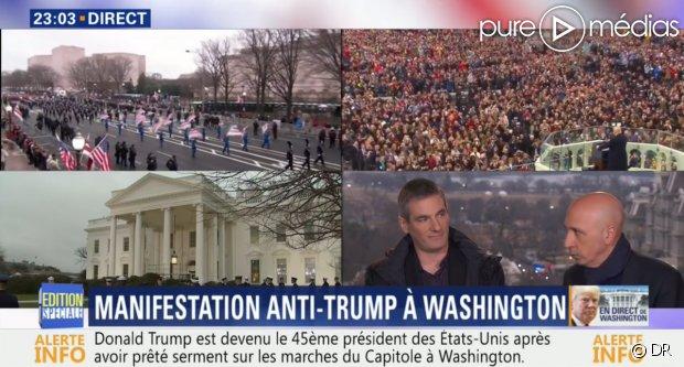 Audiences : L'investiture de Trump très suivie sur BFMTV, LCI devance iTELE https://t.co/RWWdiUBvqw