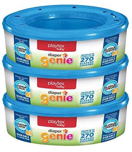 US #Baby No.2 Playtex Diaper Genie Refills for Diaper Genie Diap... https://t.co/Nv6EB9nS1O https://t.co/8ApcUm59U2