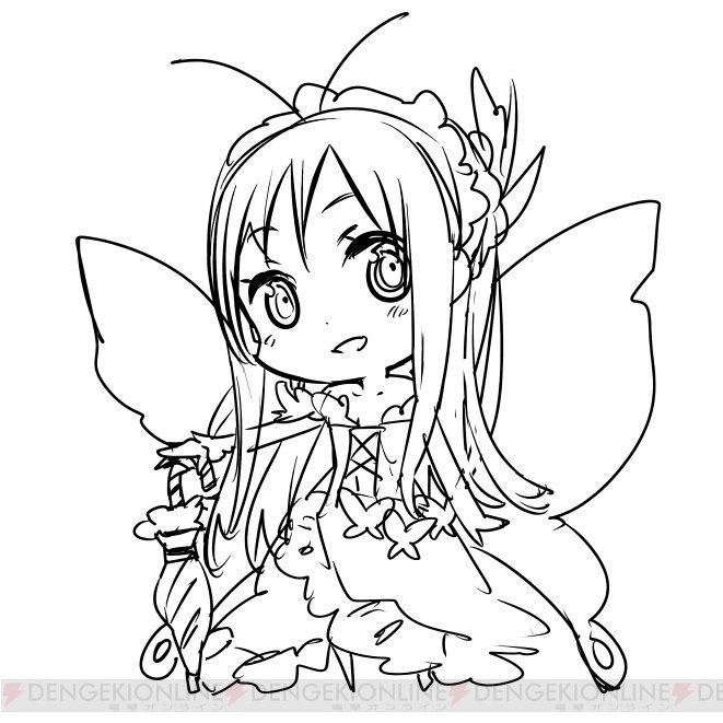 『アクセル・ワールド vs SAO』電撃限定版にはabec先生描き下ろしによる黒雪姫アスナのアクキーが付属  #acce