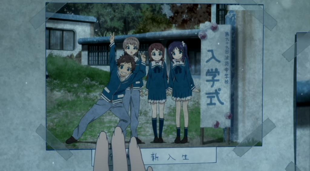 """#あなたにとって思い入れのあるアニメを紹介""""凪のあすから""""かな!(^○^)まあ他にもたくさんあるけどまずはね~(^∇^)"""
