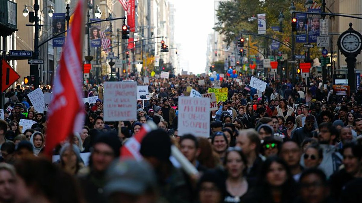 Women's March on Washington (a women s march nyc