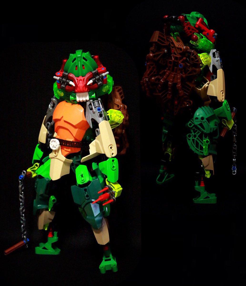 zataLEGO.TMNT RAPHAEL 作りました!#zataLEGO#TMNT #LEGO #ミュータントタートル
