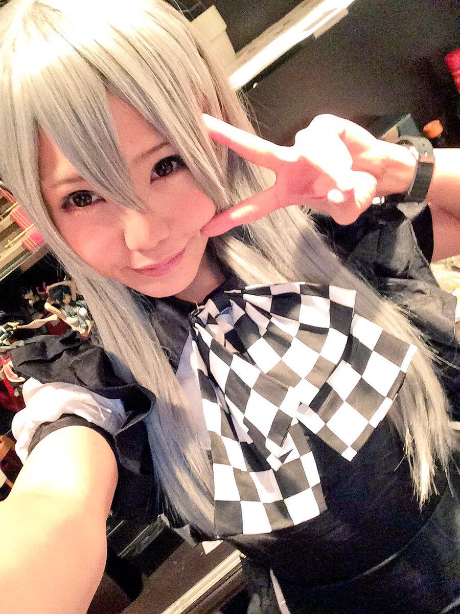 いつもニコニコあなたのおそばに這い寄ります♡!!たっそー合流です(*^ω^*)♡♡!!ニャル子さん好きなんだけど初めて着