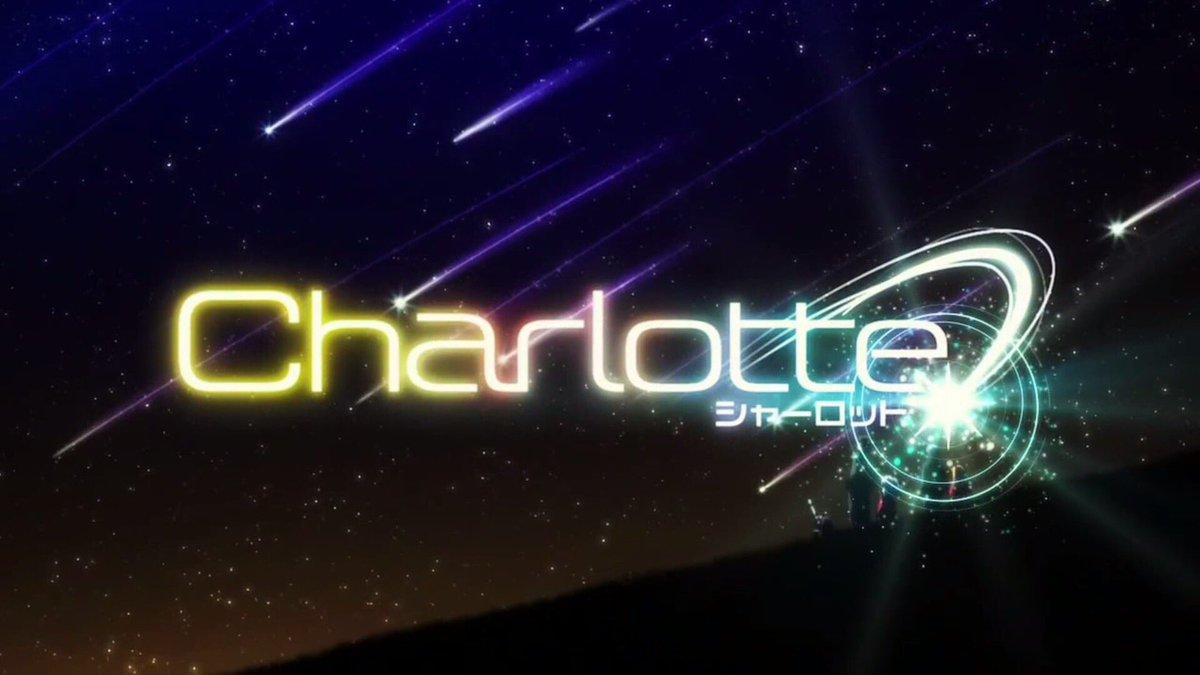 #あなたにとって思い入れのあるアニメを紹介Charlotteけいおん!ラブライブ!俺ガイルですね笑 みなさんはどうでしょ