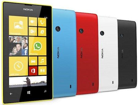 Benutzerhandbuch nokia lumia 520