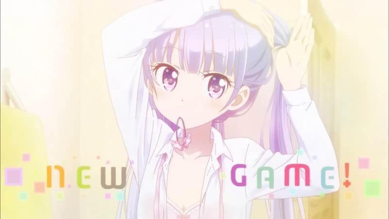 #あなたにとって思い入れのあるアニメを紹介NEW GAME!今アニメにハマってる原因になったアニメ