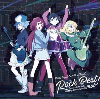 『ローリング☆ガールズ』ベストアルバムが発売決定!録り下ろしオーディオドラマも収録した豪華2枚組!